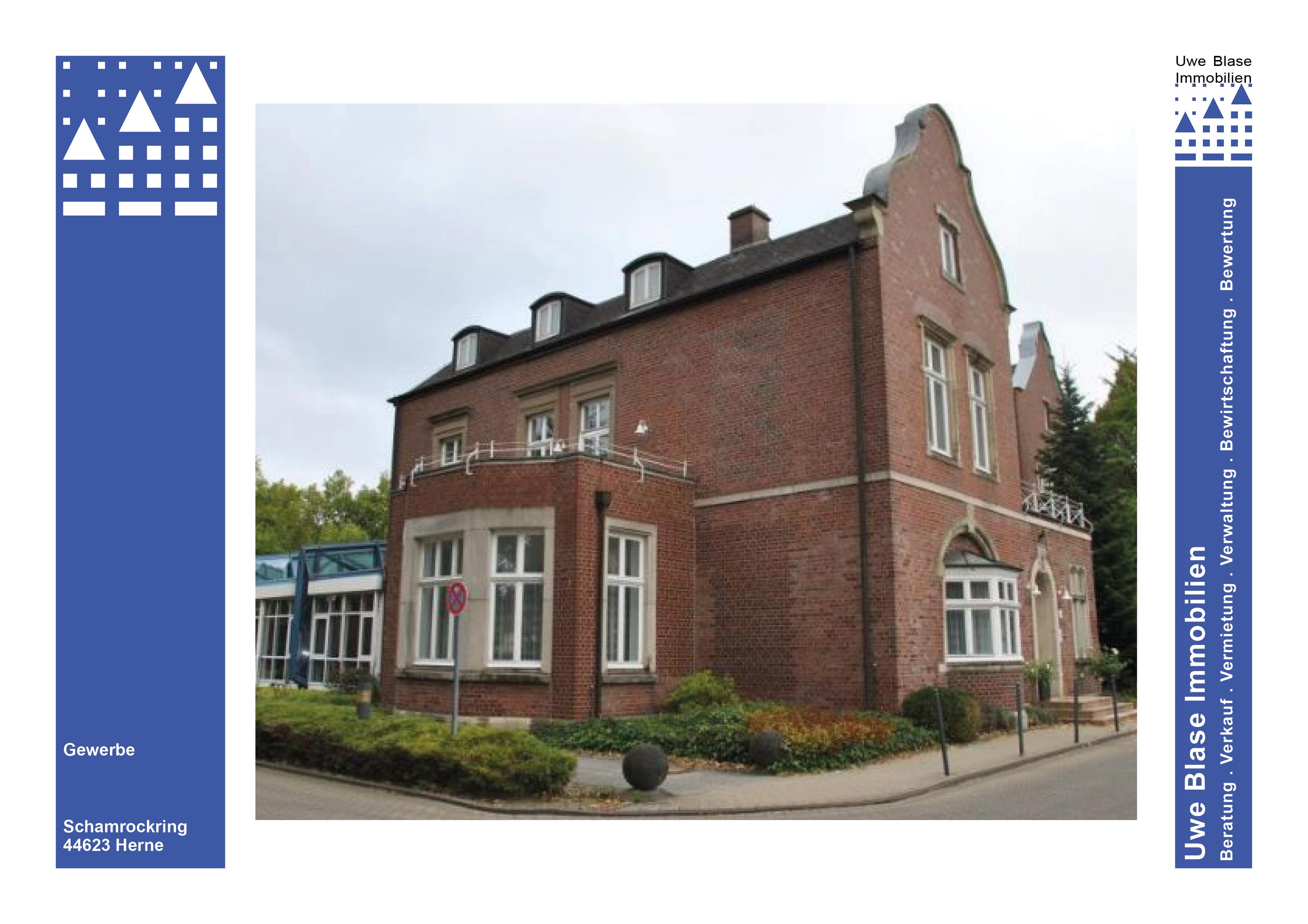 Haus 8: Bürogebäude mit angeschlossenem Casino