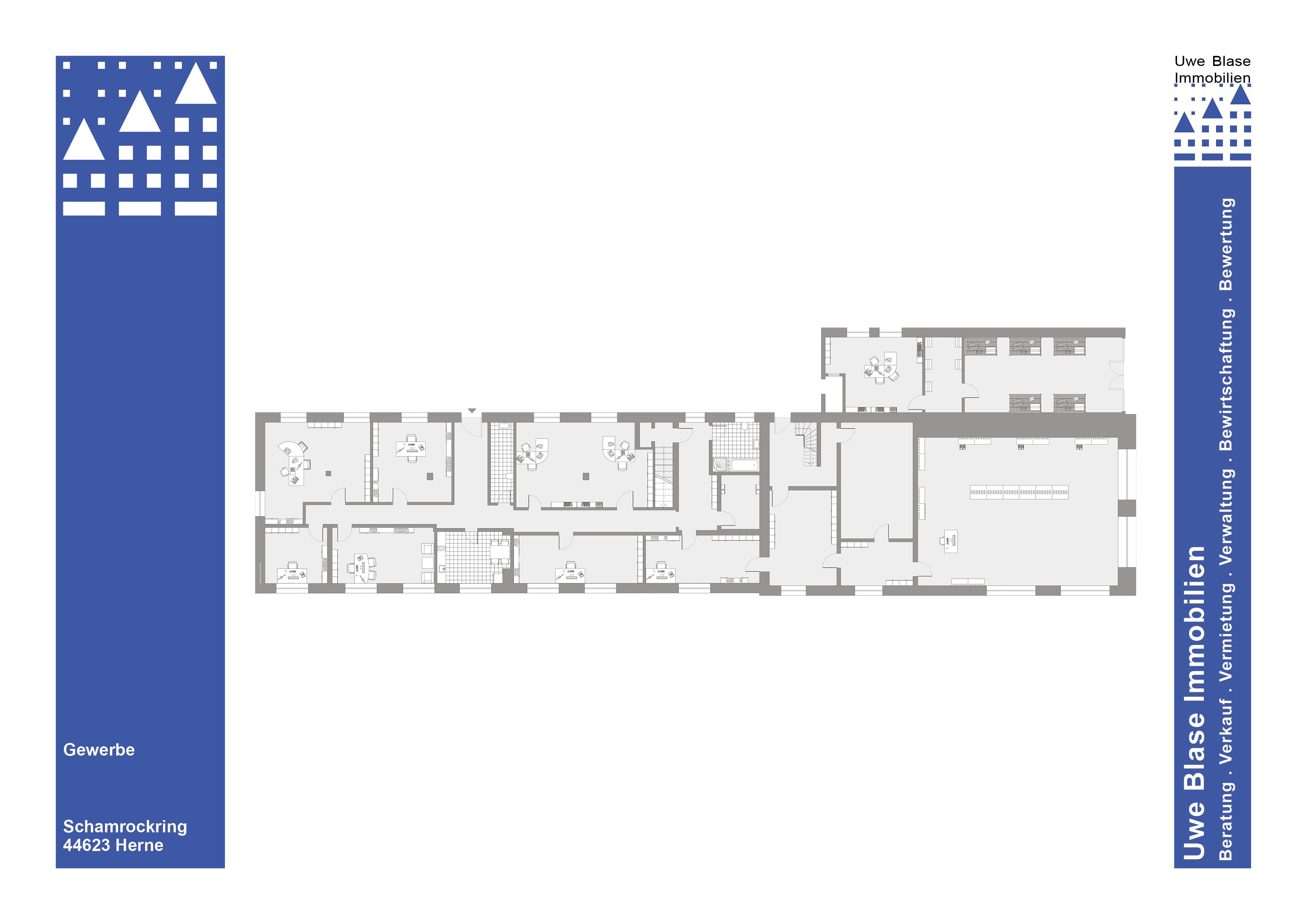 Haus 14: Büroflächen in zentraler Lage