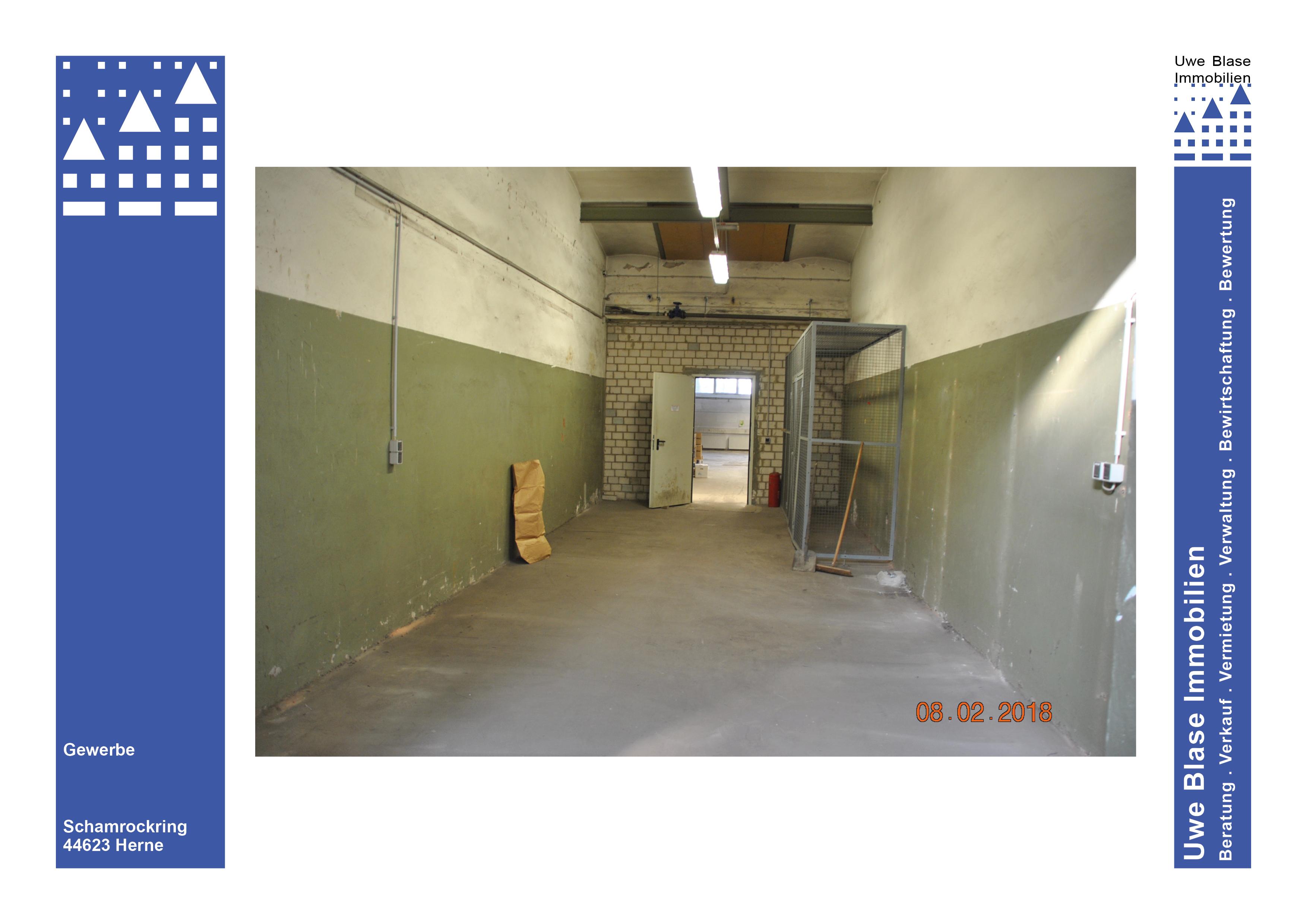 Haus 19: attraktive Büro-/Lagerflächen