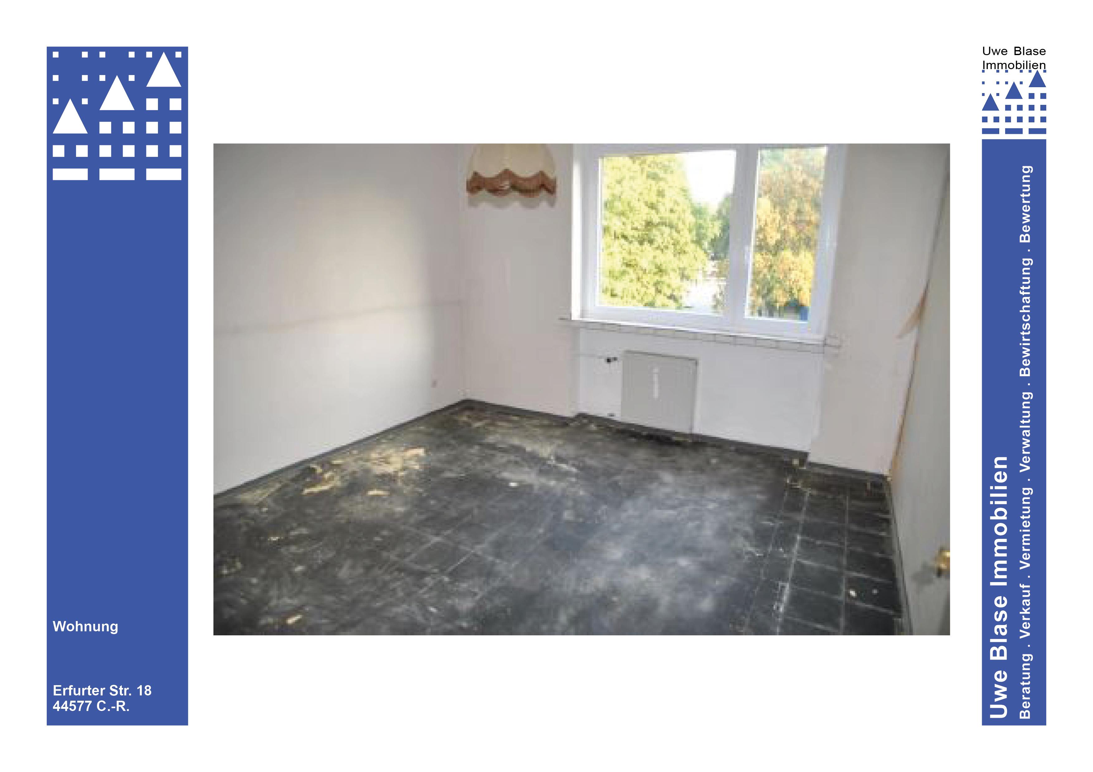 Eigentumswohnung mit ca. 70 m² Wfl. und Garage