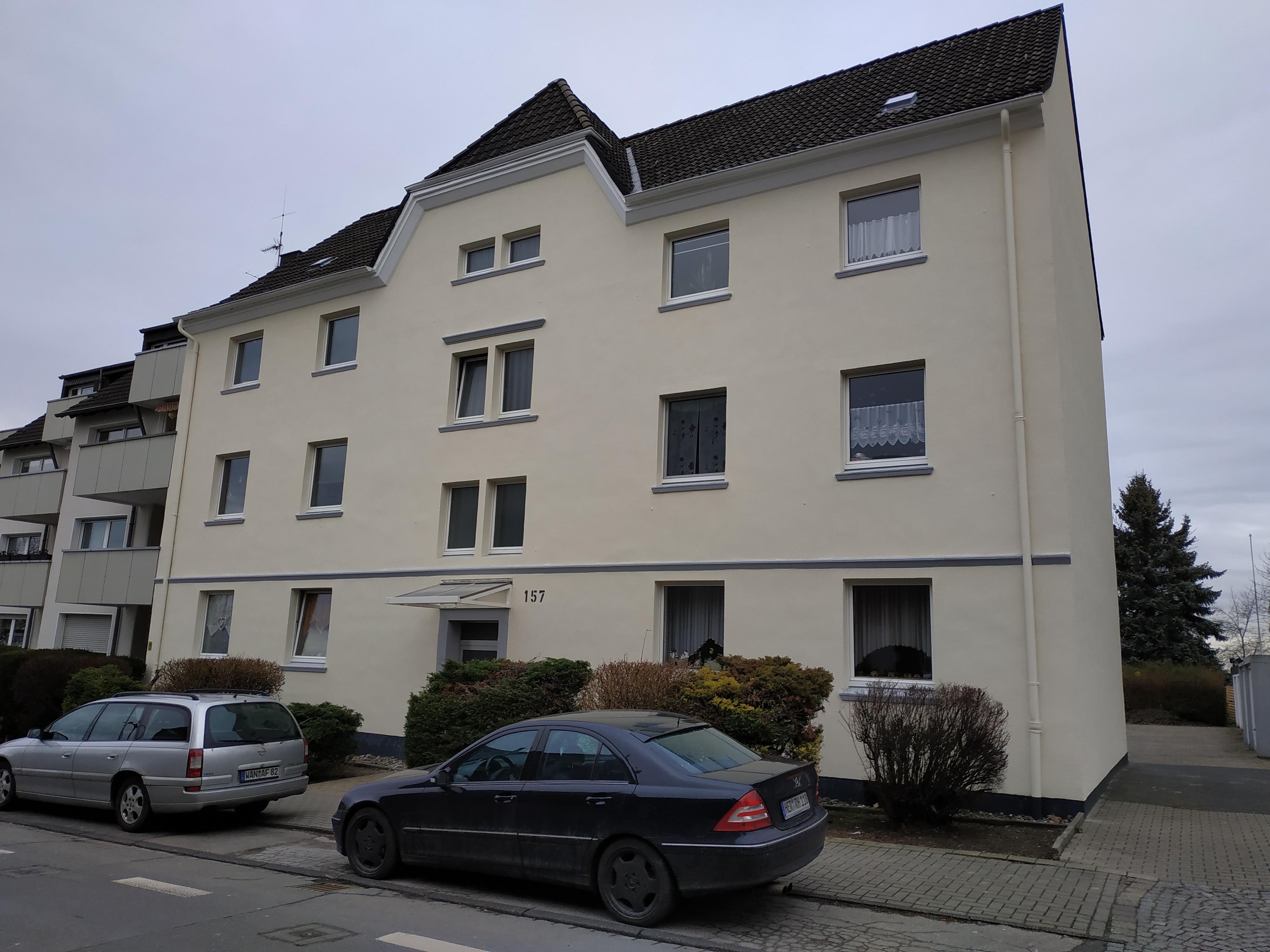 schöne 3,5-Raum Wohnung mit ca. 78 m² im 1. OG