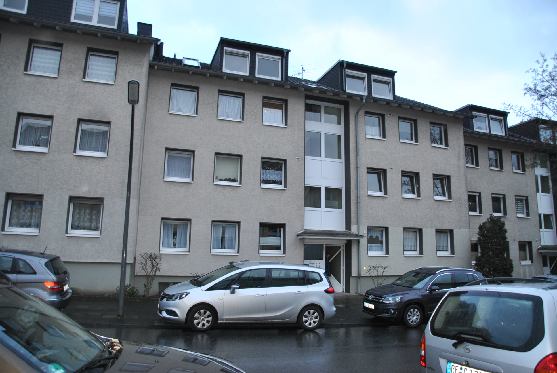 Eigentumswohnung mit ca. 62 m² Wfl.