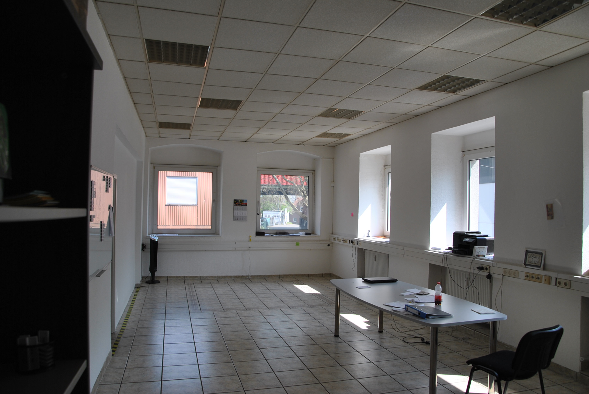 Büroeinheit mit ca. 100 m² Nfl.