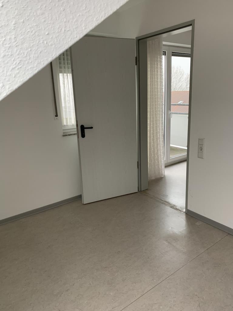 attraktive 2-Zimmer Wohnung mit Balkon für Senioren