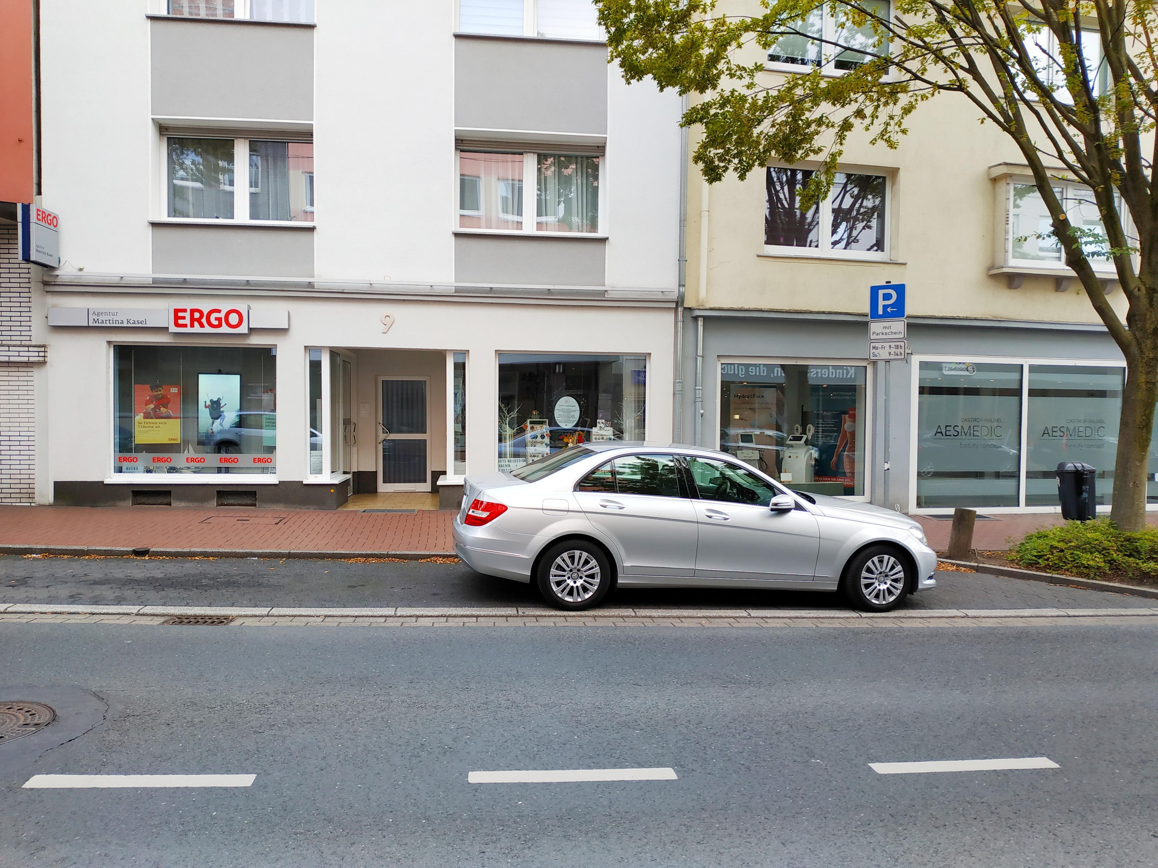 19 m² Ladenlokal in Top Lage in der Castroper Altstadt!