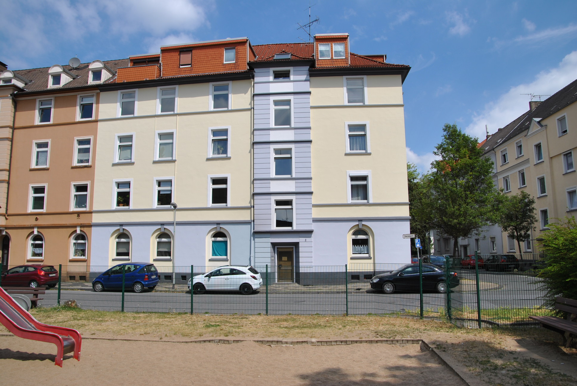 ETW mit ca. 77 m² Wfl. und Balkon in Herne Mitte