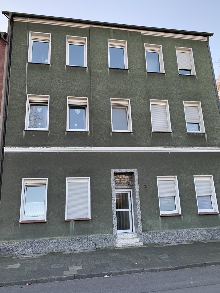 Gemütliche 2-Zimmer Wohnung im ersten Obergeschoss