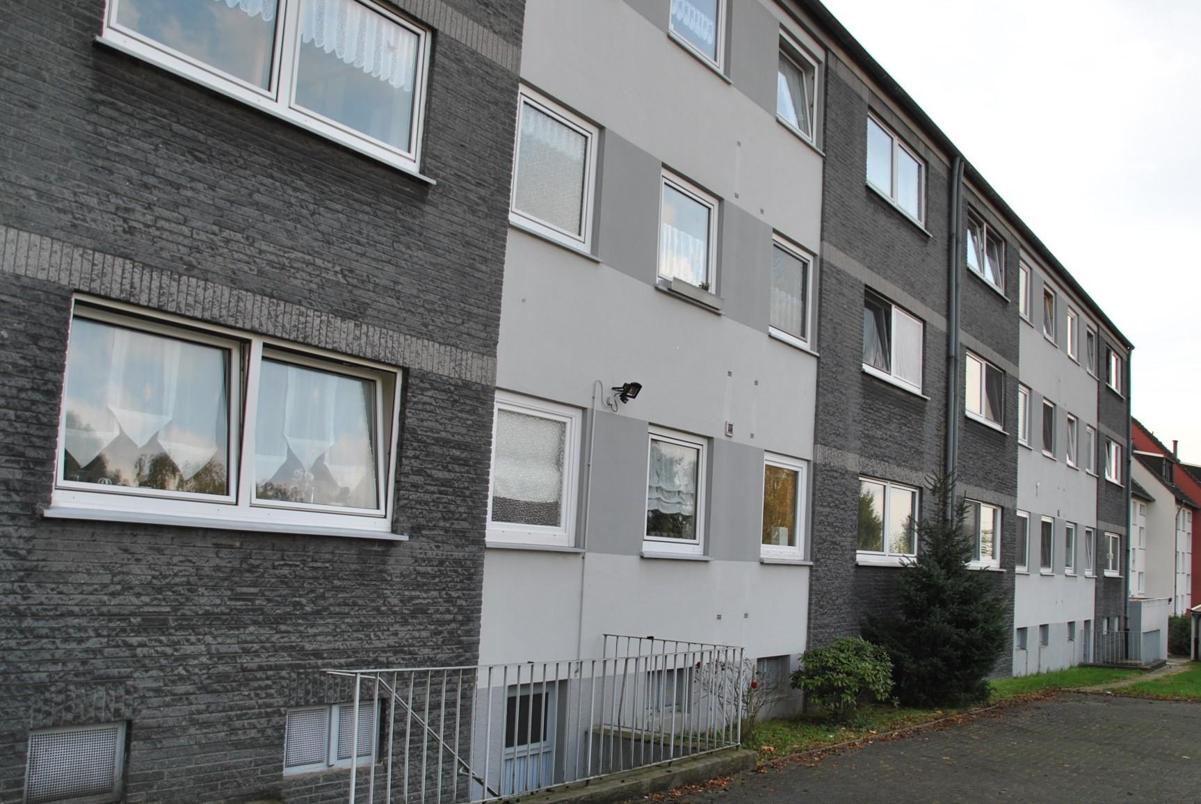 komfortable 3 Zimmer-Wohnung mit Balkon