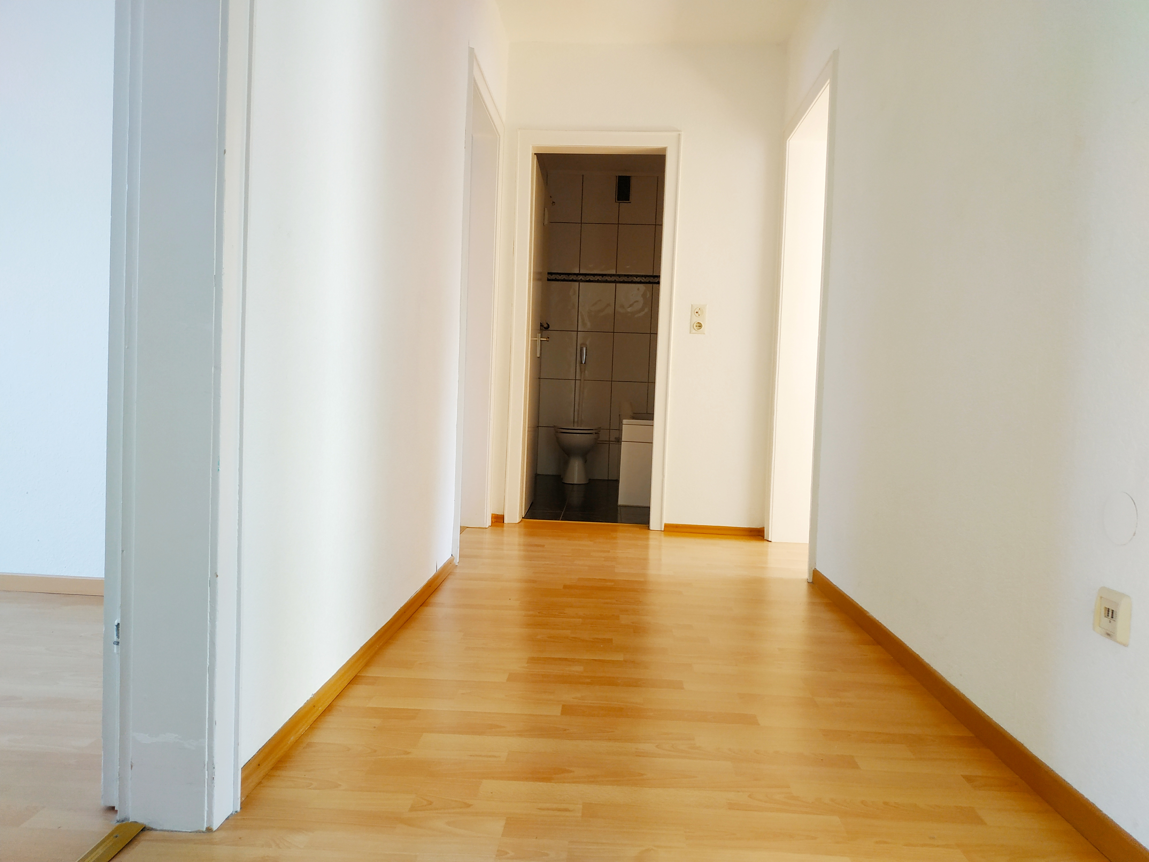 3 Zimmer in ruhiger Lage im Dachgeschoss