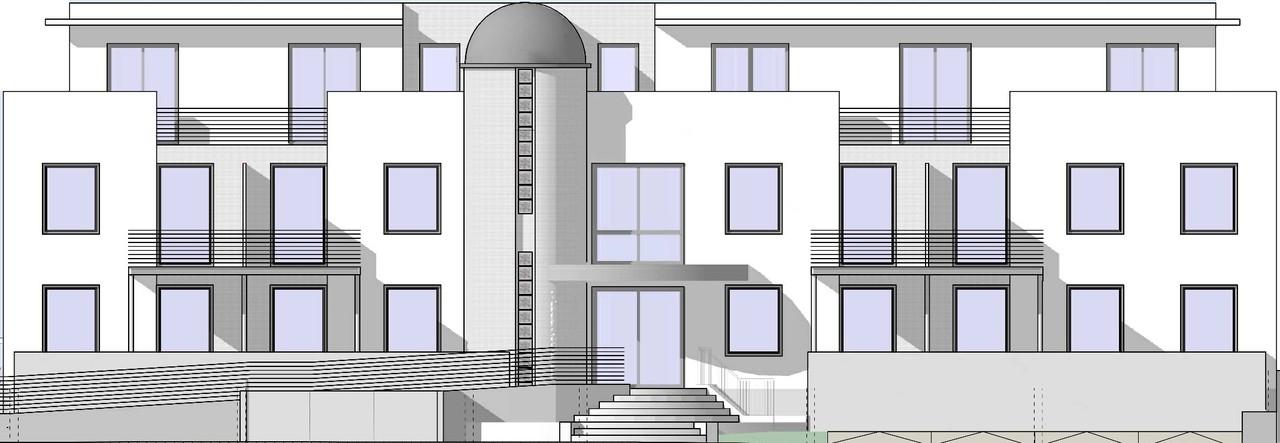 Urbanes Penthouse mit großer Dachterrasse in Neubauqualität!