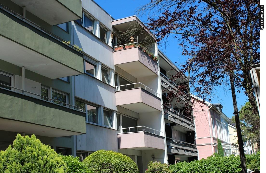 Moderne 3 Zimmer Wohnung im Godesberger Villenviertel!