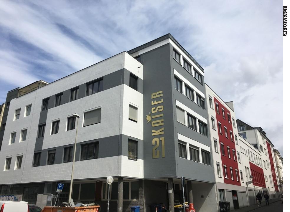 Traumhafte 4 Zimmer Wohnung mit Dachgarten in fußläufiger Innenstadtlage!