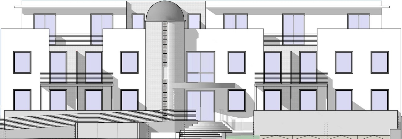 Vierzimmer Penthouse mit Dachterrasse in Neubauqualität!