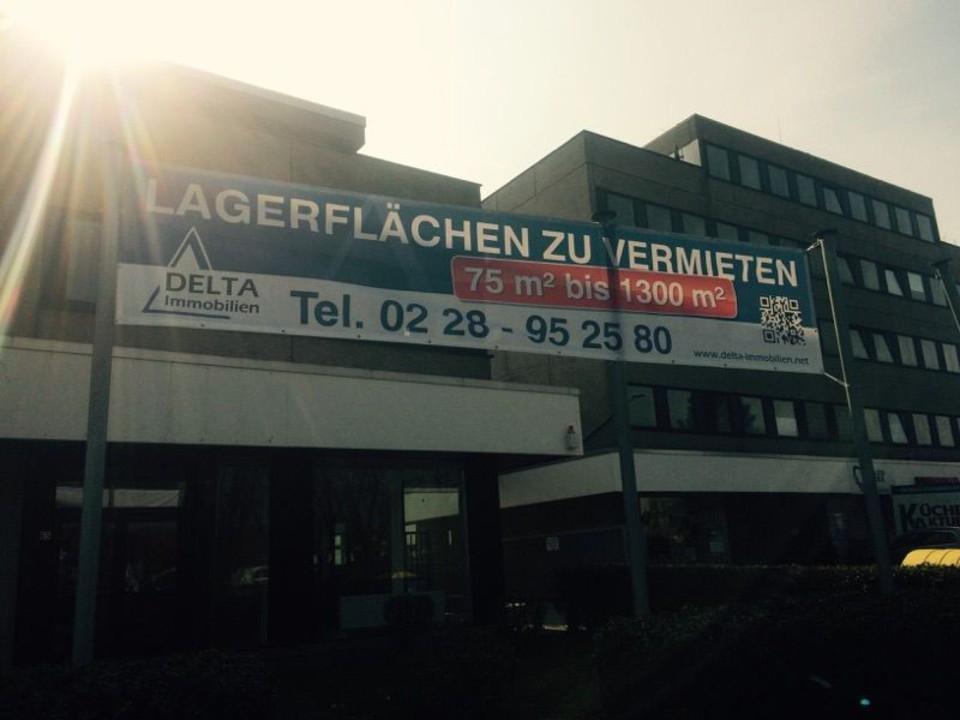 Lagerflächen in Alt Tannenbusch !