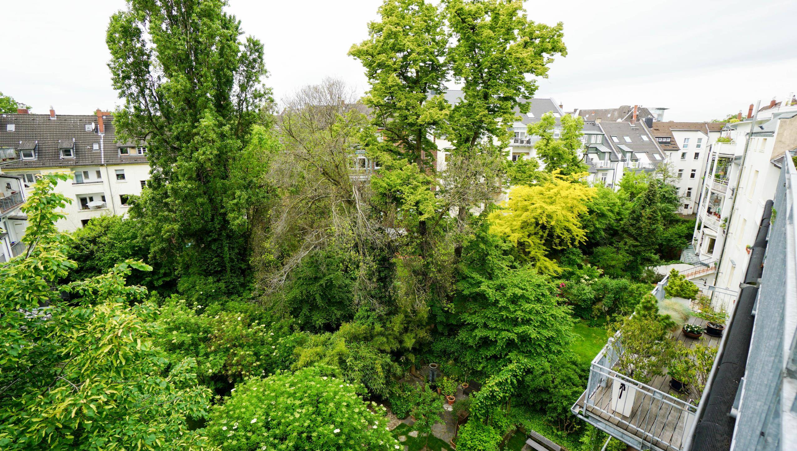 Exklusive 3-Zimmer Wohnung mit Balkon Düsseldorf-Oberkassel