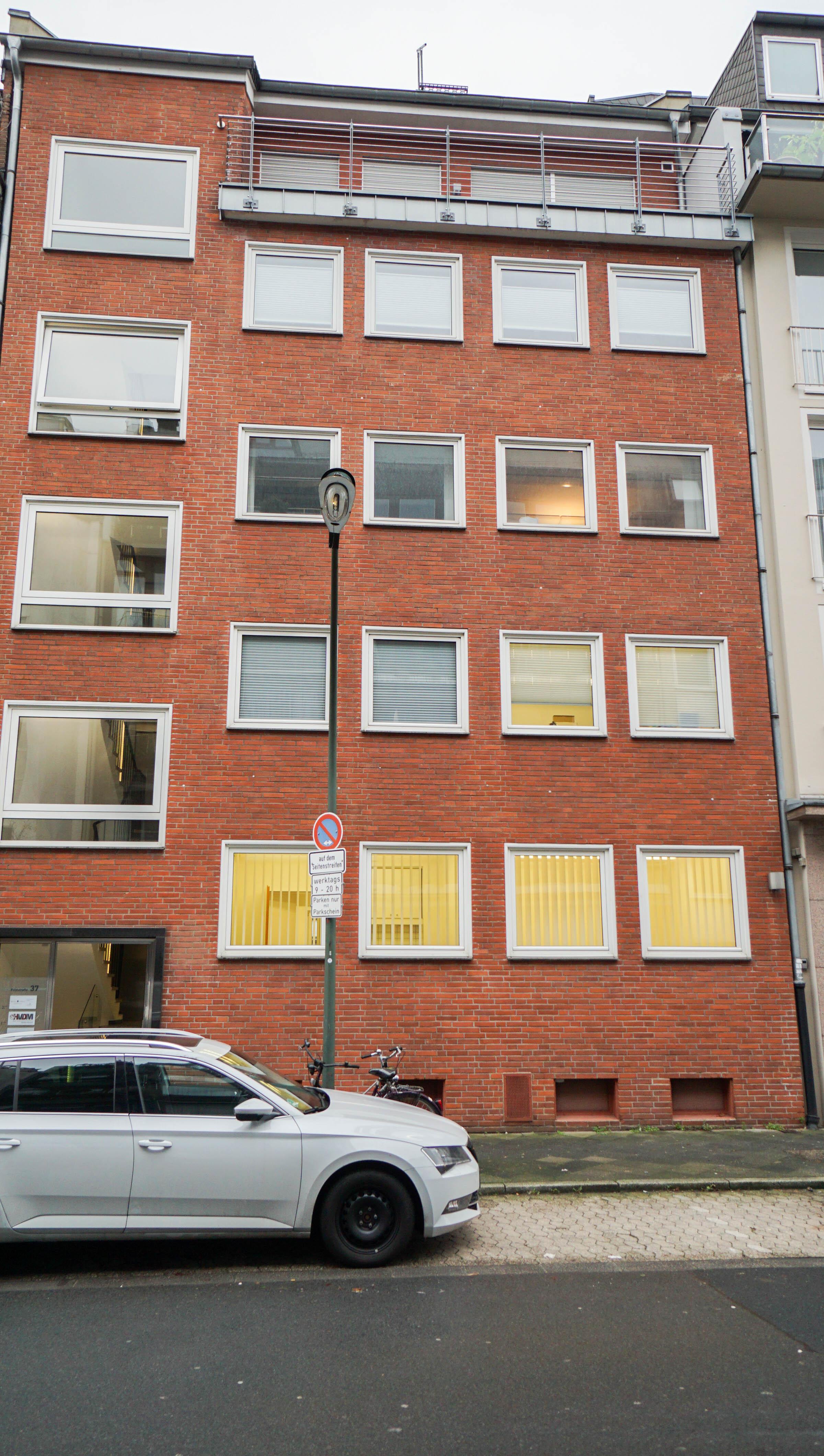 Gepflegte Bürofläche in Düsseldorf,  Nähe Köbogen Düsseldorf-Pempelfort