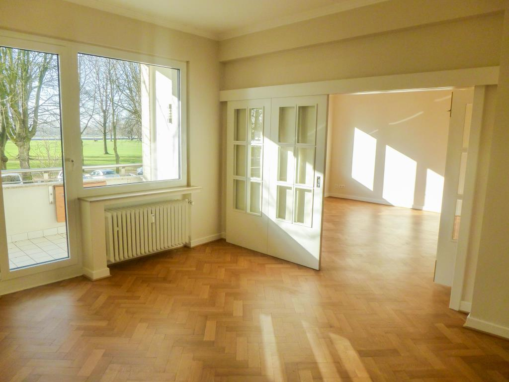 Luxus-Wohnung an der Cecilienallee-Rheinfront