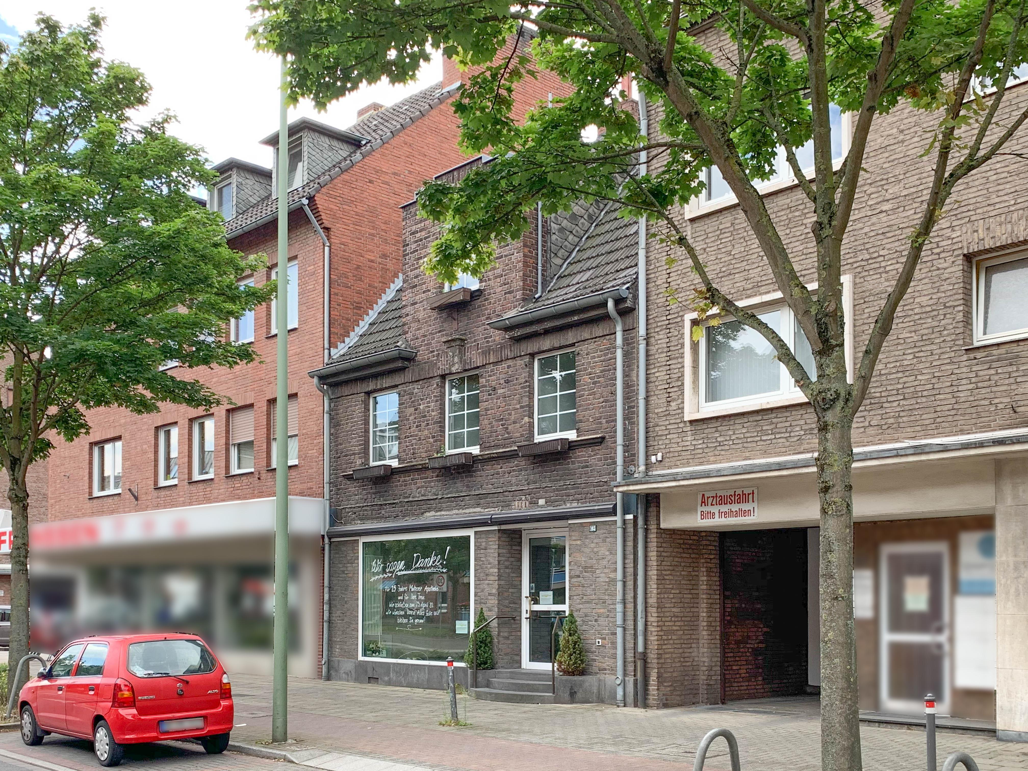 Stadthaus mit Erweiterungsmöglichkeit auf der Furth in gepflegter Lage