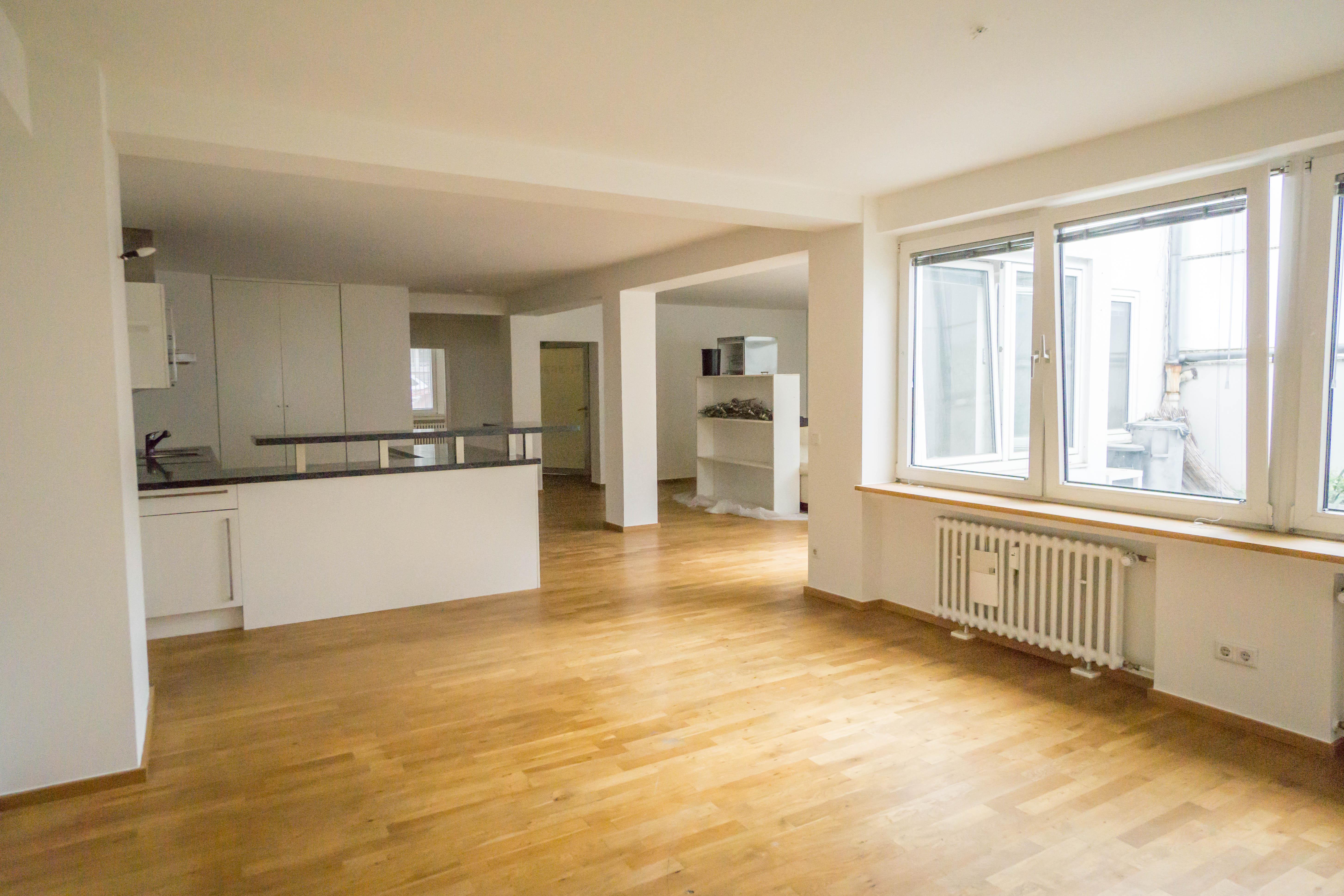 Haus im Haus - TOP-Wohnen in ruhiger und zentraler Lage in der Düsseldorfer-Innenstadt