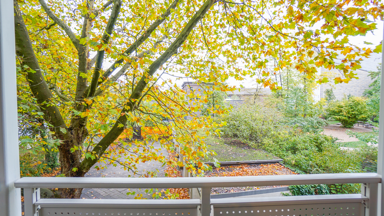 Geräumige Paarwohnung mit 2 Balkonen in ruhiger Lage
