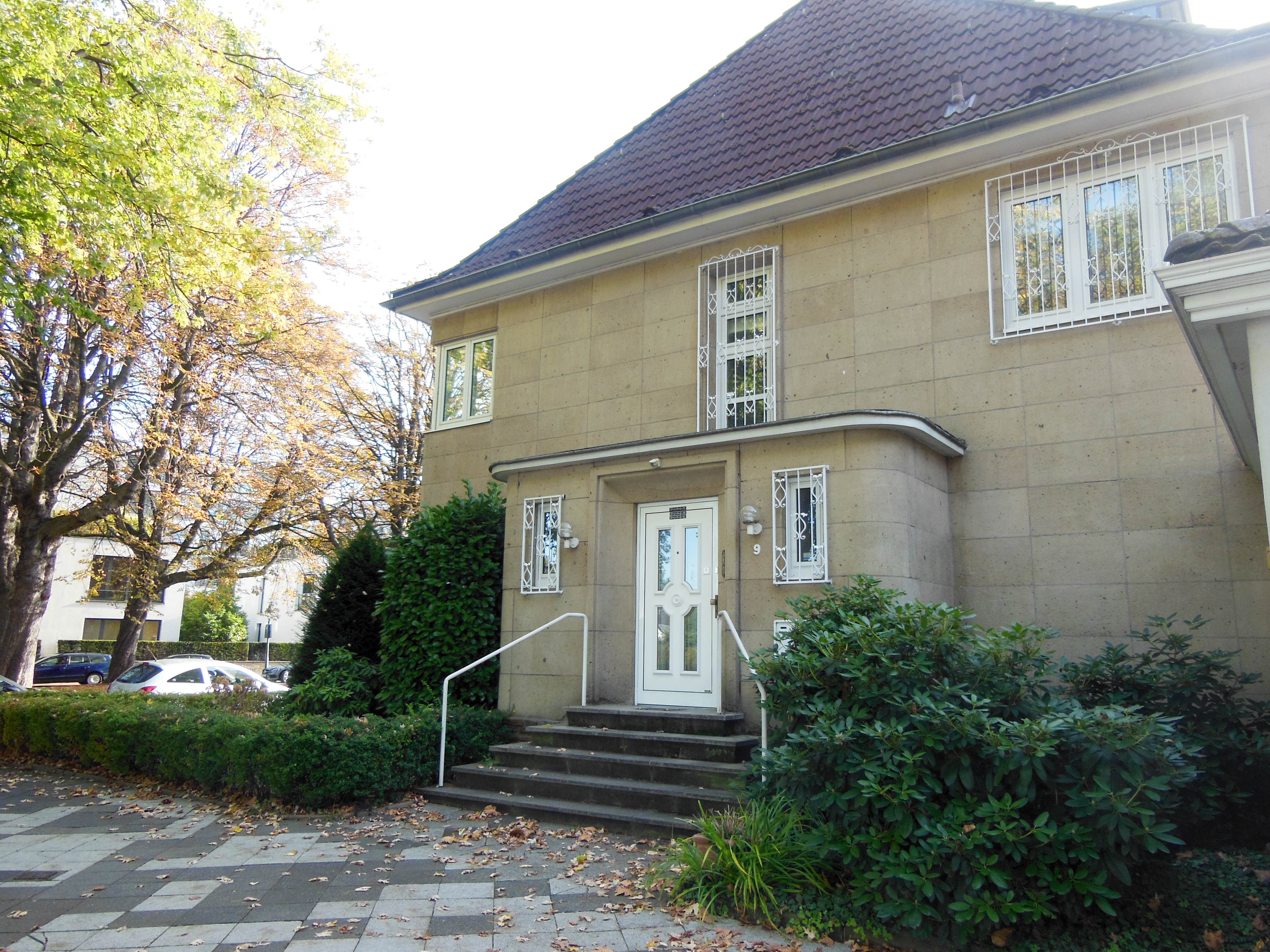 Repräsentative Stadtvilla in bester Lage von Düsseldorf-Golzheim