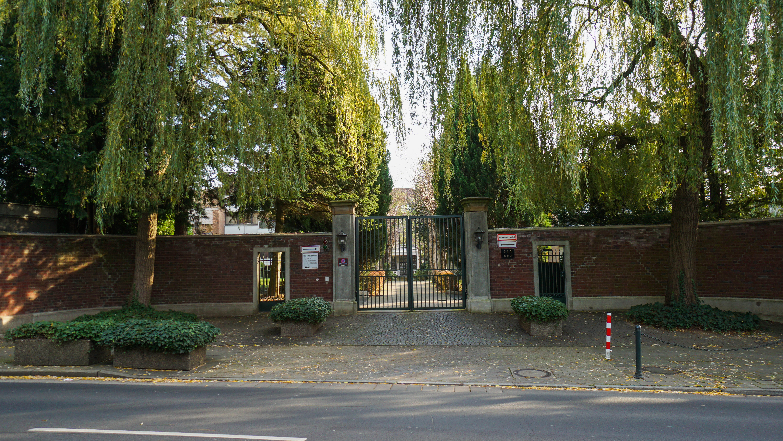 Parkresidenz Gut Ludenberg - Exklusive 2-Zimmer-Wohnung mit Garten am Naturschutzgebiet