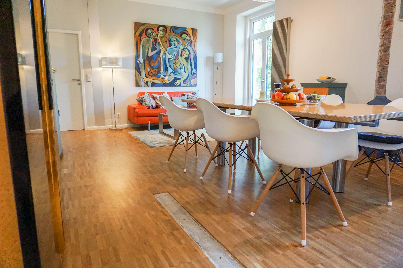 Landeshauptstadt Düsseldorf - Haus im Haus – Wohnen und Arbeiten