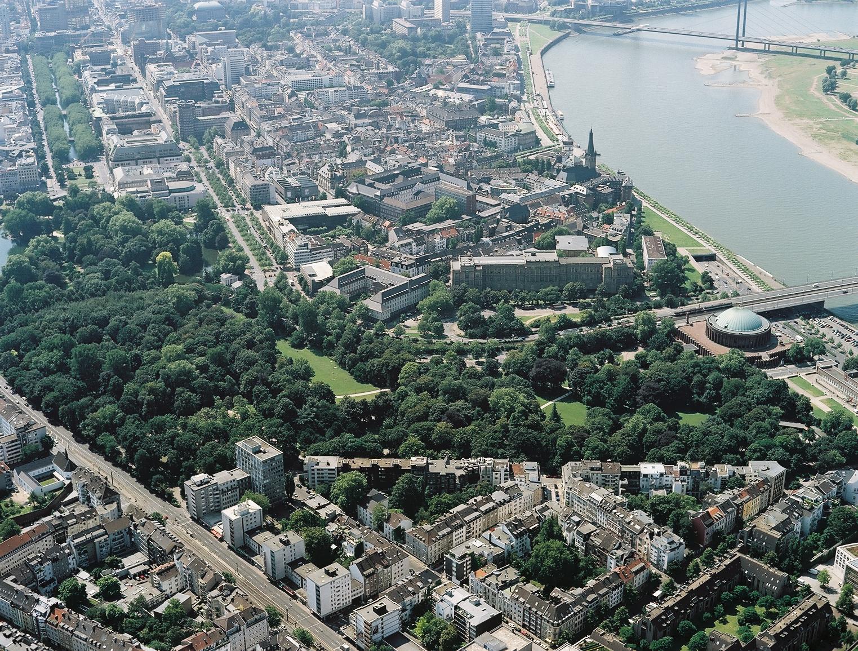 Zentrales Wohnen am Hofgarten