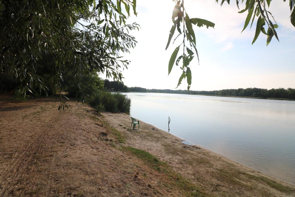 Bungalow in toller Bungalowsiedlung nähe des Körbaer Sees