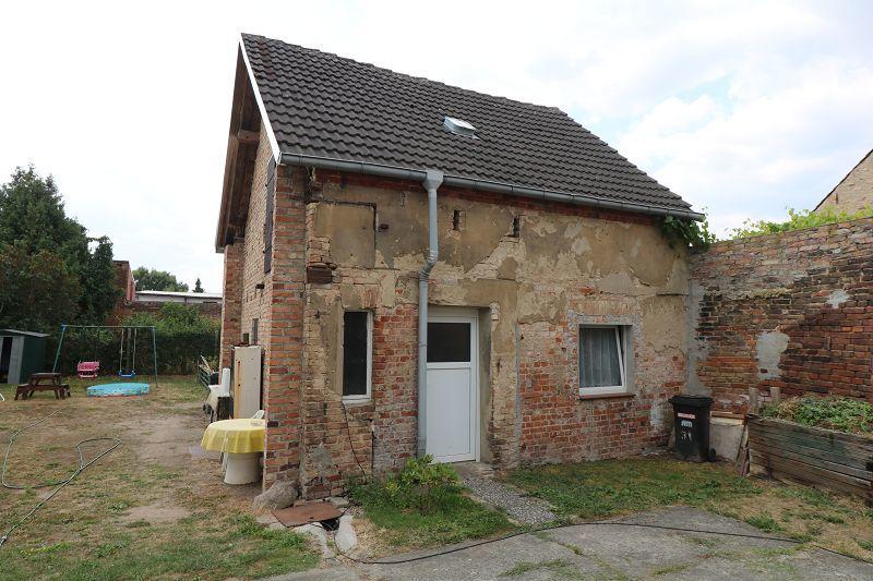 Wohn- und Geschäftshaus in der Innenstadt von Niemegk