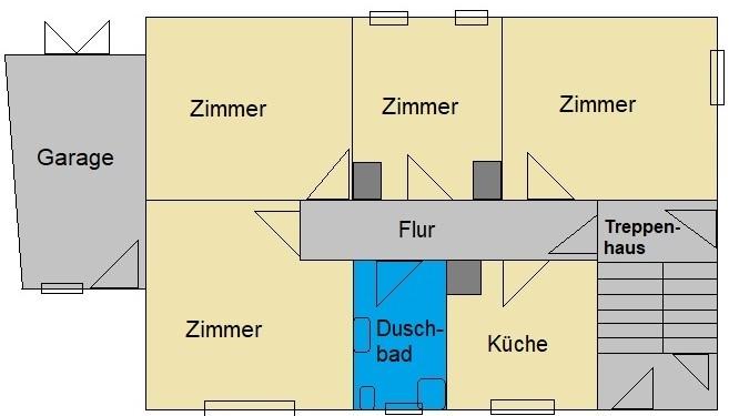 Wassergrundstück in Lübben zum Wohnen, Arbeiten und Erholen