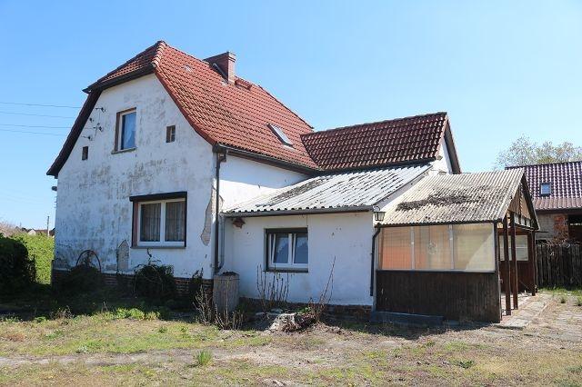 älteres Einfamilienhaus mit Nebengelass in spreewaldtypischer, dörflicher Lage