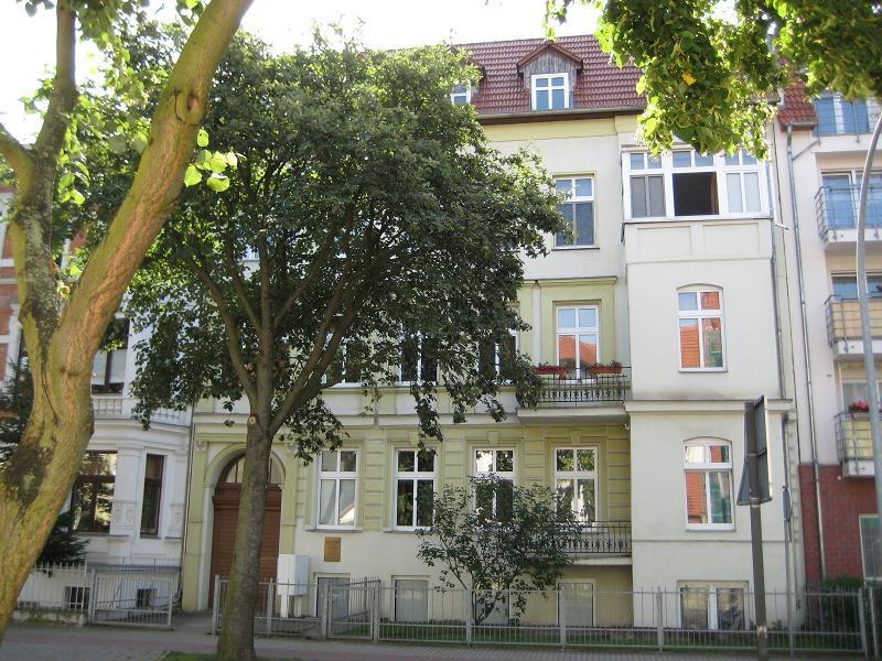 1-Raumwohnung im Dachgeschoss ideal für Azubis oder Alleinstehende