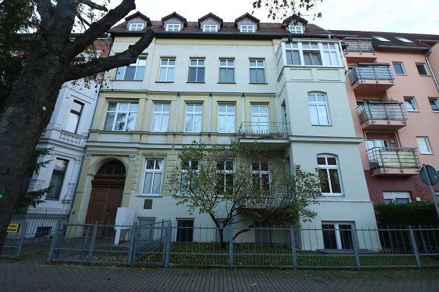 1-Raumwohnung mit EBK und Balkon sucht neuen Mieter
