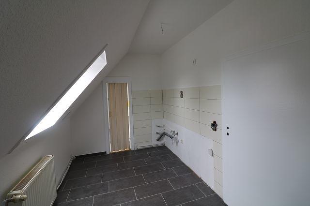 gemütliche 2-Raumwohnung im Dachgeschoss  - Erstbezug -