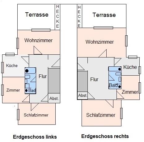 Erstbezug: 3-RWE modern & zeitgemäß in ruhiger Dorflage von Schlepzig