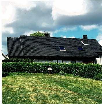 Ideales Haus für junge Familien