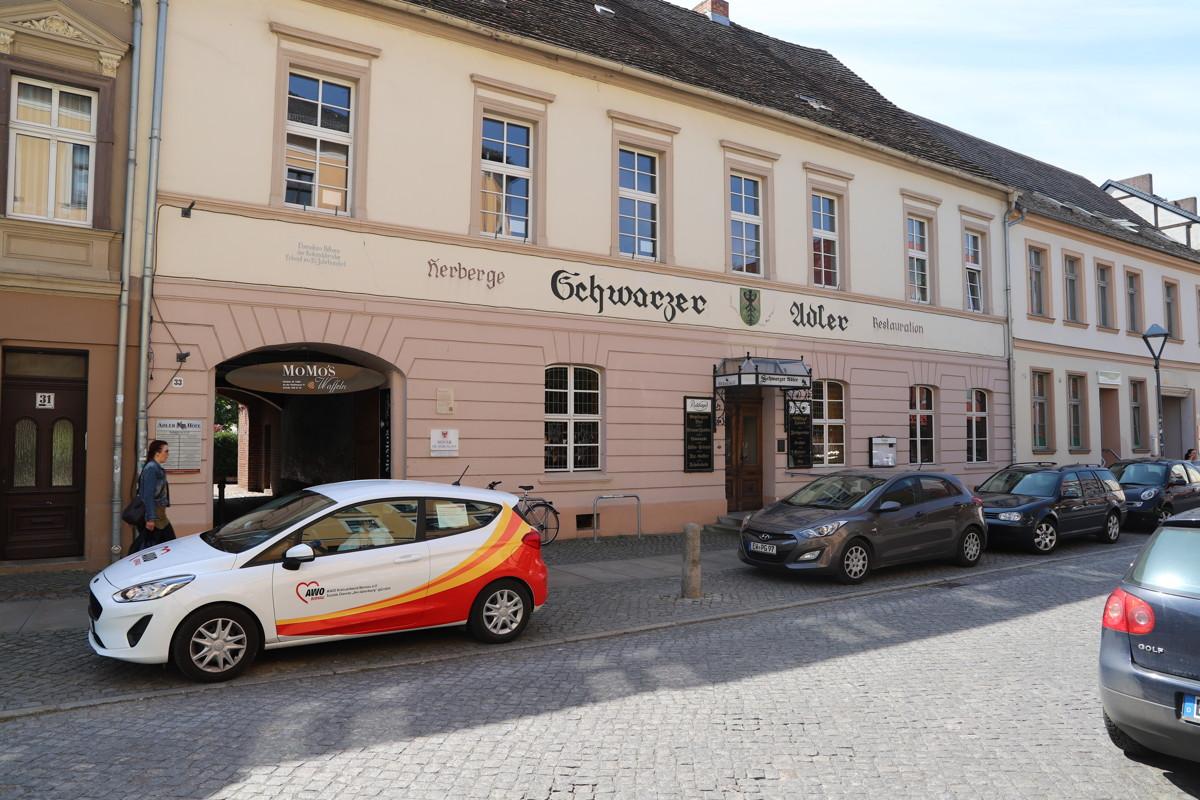 A-LAGE | Renomiertes Gewerbe im historischen Denkmal inklusive Außenbereich