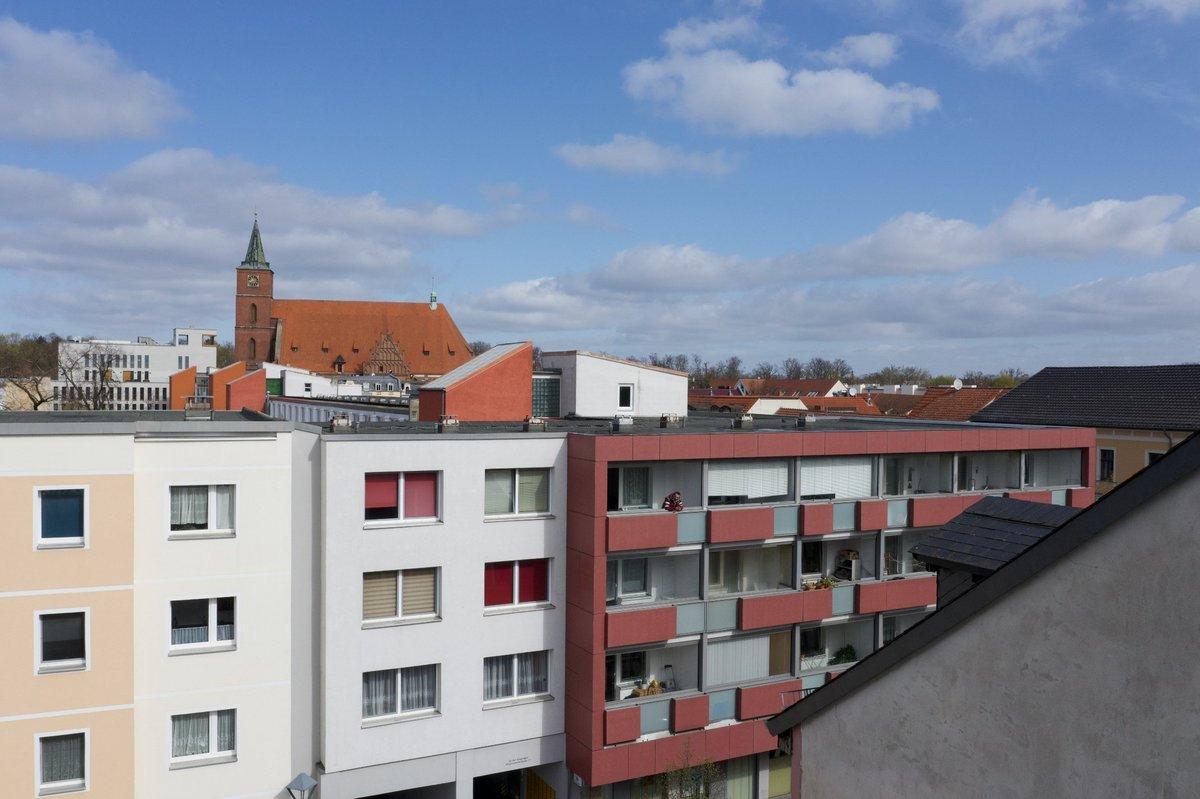 PROVISIONSFREI | Gewerbefläche im EG  in A+ Lage von Bernau