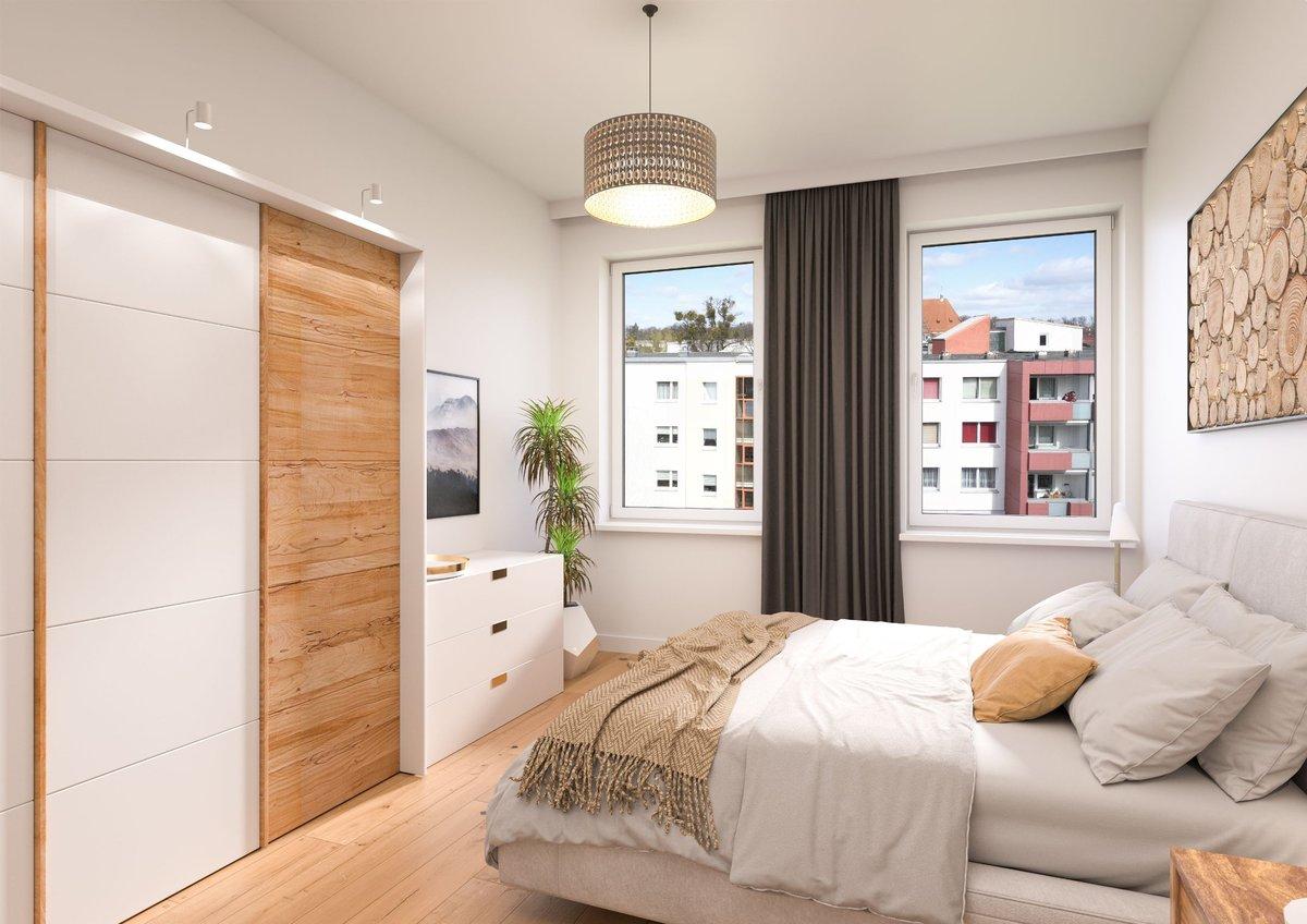 OHNE PROVISION | 2 bis 4 Zimmer mit Lift in A+ Lage zum Erstbezug von 55qm bis 140qm