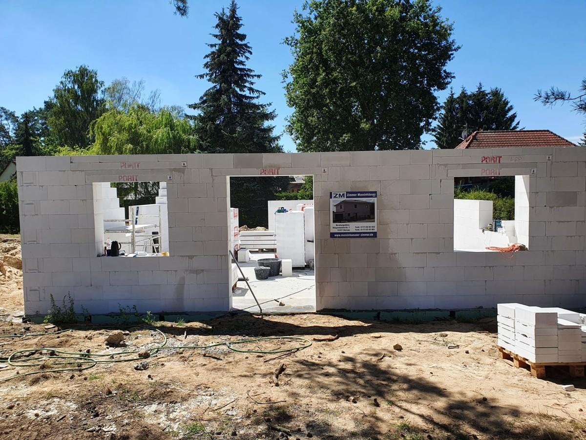 Provisionsfrei | aktueller Bautenstand August 2020