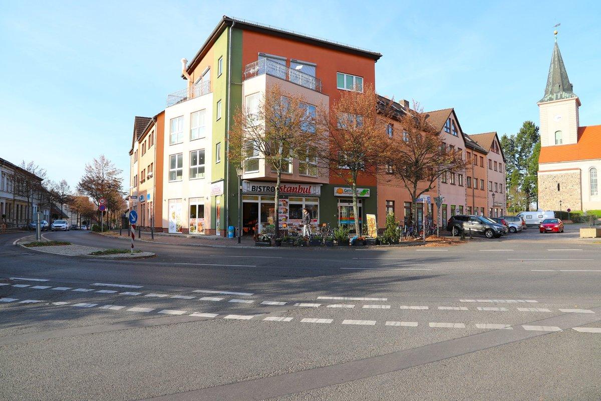 Mitten im Zentrum | Gewerbe in Biesenthal zur Miete