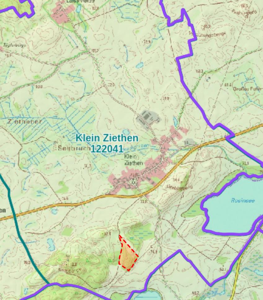 RESERVIERT - AB SOFORT | Wald- und Ackerland