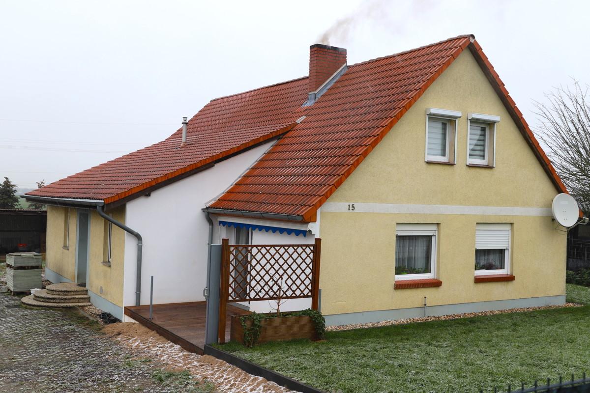 PROVISIONSFREI | Gepflegtes Einfamilienhaus mit großem Grundstück im ruhigen Mürow bei Angermünde