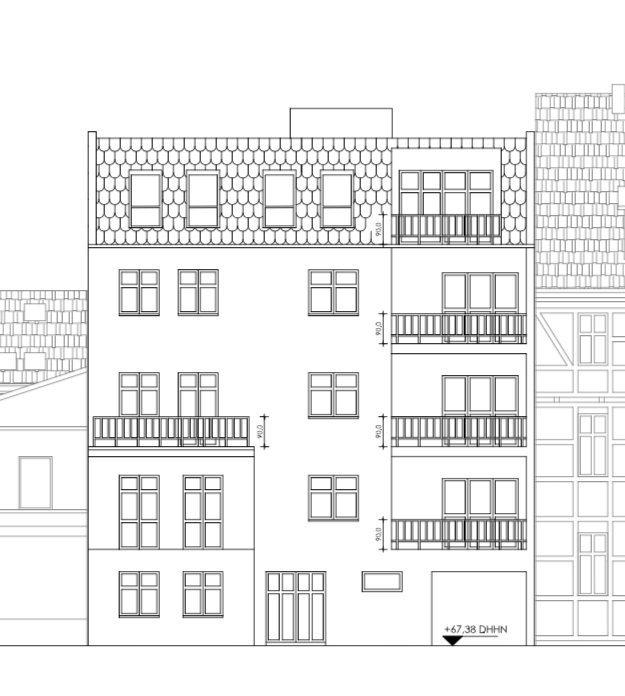 PROVISIONSFREI | Eigentumswohnung im DG  in A+ Lage von Bernau