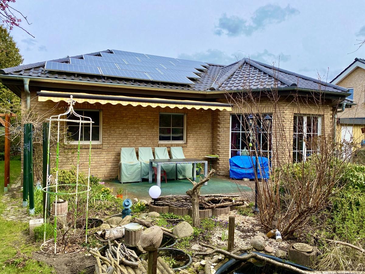 RESERVIERT   Ab Herbst 2021 - Verklinkerter Bungalow mit 4 Zimmern und eigenem Garten