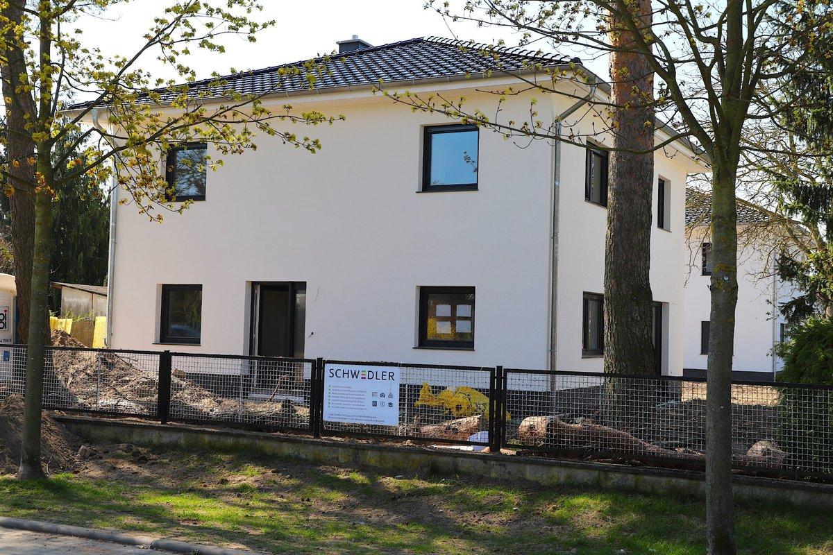 RESERVIERT | PROVISIONSFREI | Neubau-Stadtvilla zum Einzug Frühjahr 2022 mit ca. 180 qm Wohnfläche