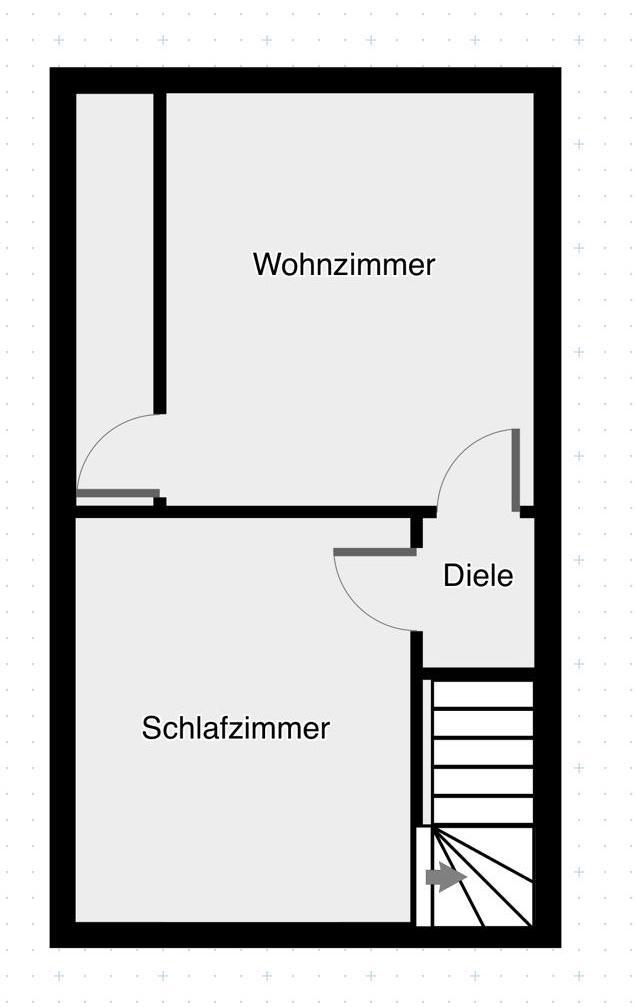 PROVISIONSFREI   Charmante Doppelhaushälfte mit Keller und viel Nebengelass im grünen Melchow