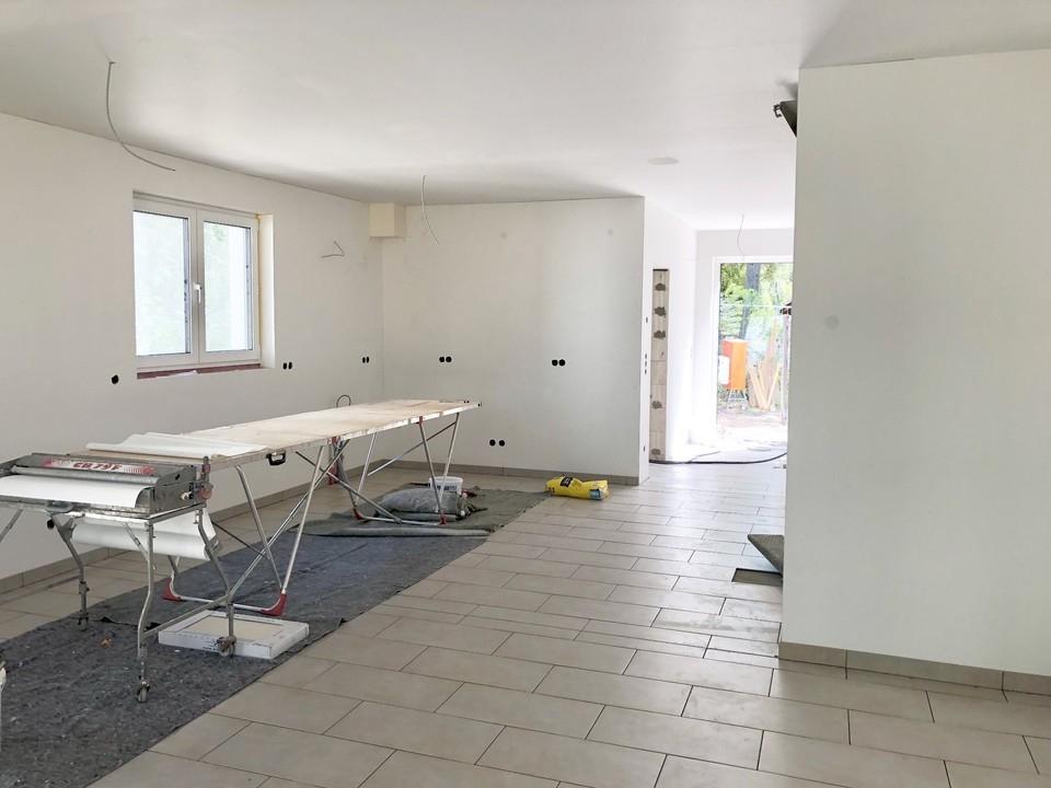 PROVISIONSFREI    Doppelhaushälfte mit Niedrigenergie 500m vom Zeuthener See