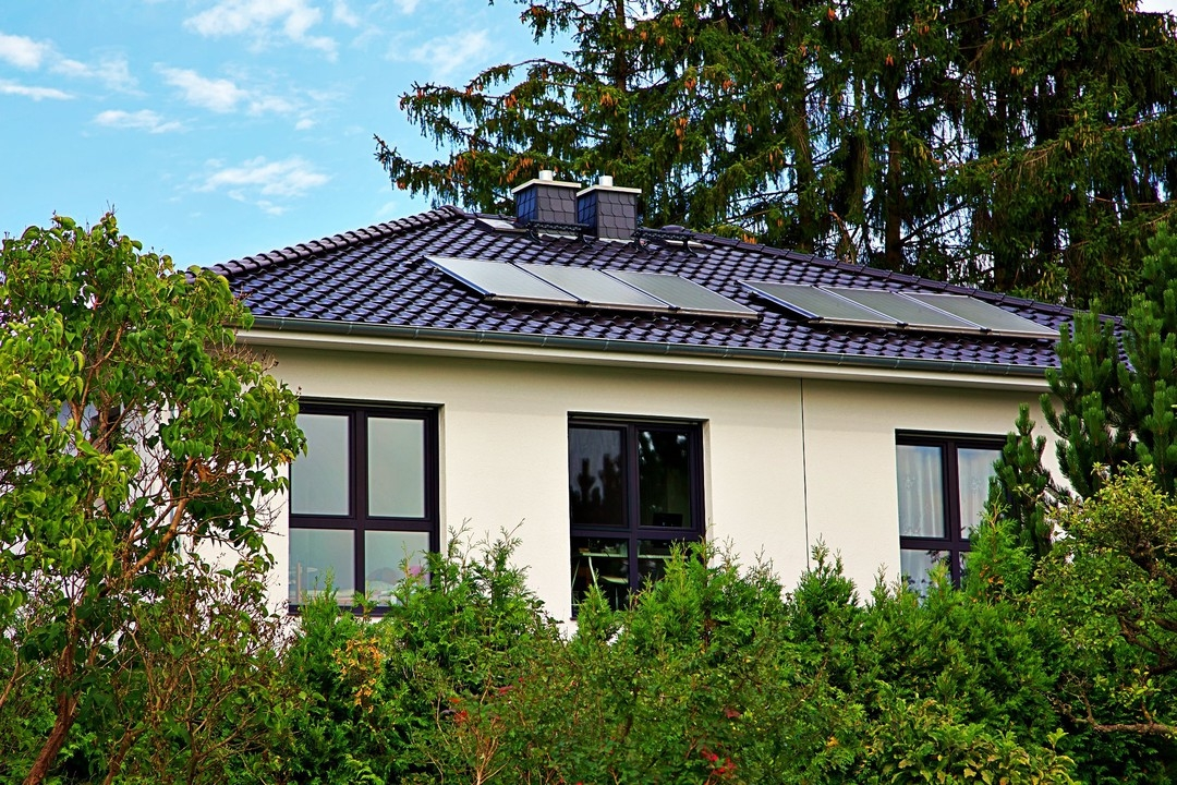 RESERVIERT |Neubau-Doppelhaushälfte auf Hinterliegergrundstück